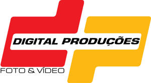 Logo Digital Produções Foto e Video , Fortaleza CE